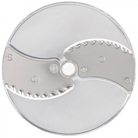 Robot Coupe pjaustymo diskas rifliuotais griežinėliais 2mm