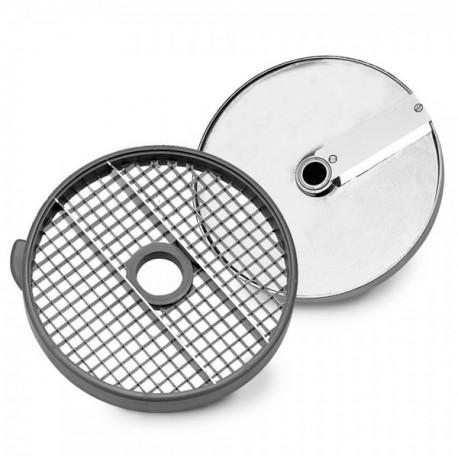 Robot Coupe diskas kubeliams 5 x 5 x 5mm