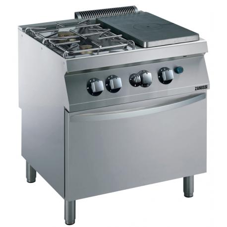 Zanussi gas oven range EVO900
